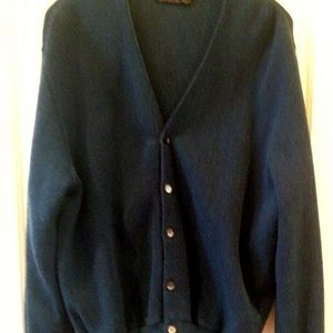 Other - Men's vintage wool cardigan, 1960s